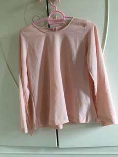 Cape blouse