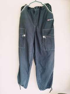 Gray Diesel baggy pants