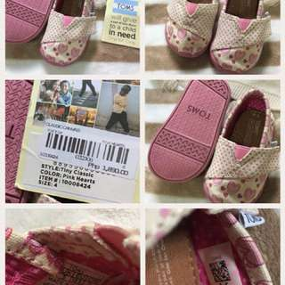 SALE! Toms baby shoes!