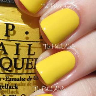 OPI – A65 I JUST CAN'T COPE-ACABANA🌟 Brand New 🌟 Full Size Bottle 🌟 Clearing Stock!