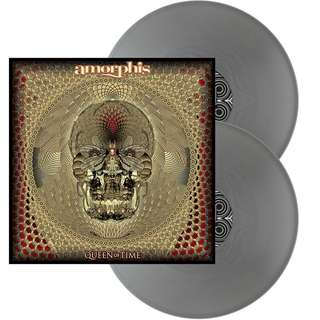 Amorphis - Queen Of Time (Silver) Vinyl 2LP (500pc)