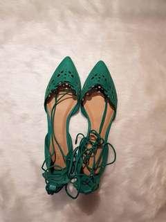 Aldo Jade Lace-Up Sandals