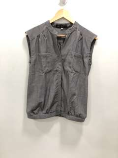 Unlisted Vest Style Top - Preloved, Excellent Condition
