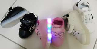 LED LIGHT KIDS SHOE