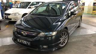 Honda Odyssey 2.4A Short Term Rental