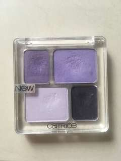 Catrice - Purple eyeshadow set