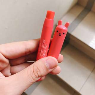 (NEW) TONYMOLY PETITE BUNNY GLOSS BAR
