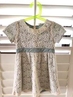 🚚 日本品牌Bijoux & Bee女童洋裝