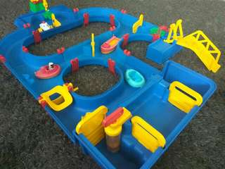 AquaPlay 517 Mega Kid's Water Playset