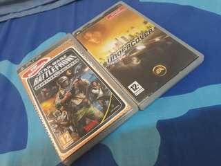 Psp Disk games