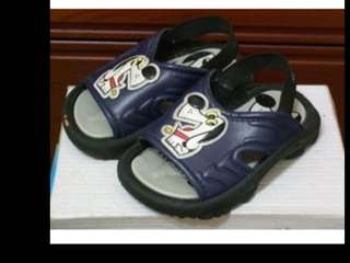 🚚 二手~童鞋 拖鞋 涼鞋~12.5cm