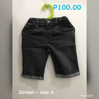 Assorted Pants/Shorts for Kids (Boys)