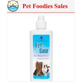 [Pet Foodies] PPP EYE-SAFE EYE PROTECTANT 4OZ /118ML