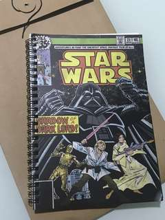 Star Wars Typo Notebook (Lined)