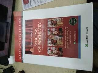 Kaplan and Saddocks Synopsis of Psychiatry 11th ed