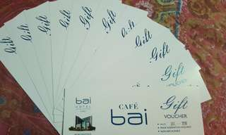 Bai Hotel Cebu Buffet Vouchers