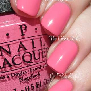 OPI – A68 KISS ME I'M BRAZILIAN 🌟 Brand New 🌟 Full Size Bottle 🌟 Clearing Stock!