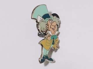 [交換優先] 迪士尼 愛麗絲 瘋帽子 pin