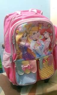 Gradeschooler Trolley Bag Disney Princess
