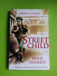Street Child by Berlie Doherty