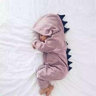 Little Dino Baby Onesie (NB/6M/12M/18M)