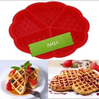 Waffle Silicone Mould