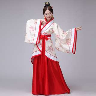 hanfu/Chinese traditional costume/汉服/传统服装/古装
