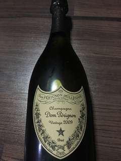 dom perignon 2009 x 6 bottles