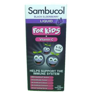 Sambucol Kids Formula (UK Version), 120ml