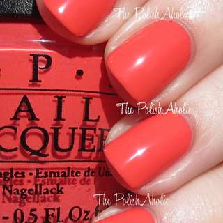 OPI – A69 LIVE LOVE CARNAVAL 🌟 Brand New 🌟 Full Size Bottle 🌟 Clearing Stock!