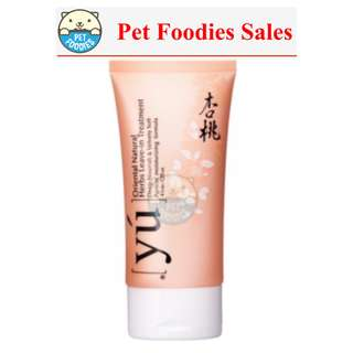 [Pet Foodies] YU APRICOT LEAVE-IN-TREATMENT (120ML)