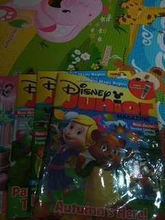 Brand new disney junior and Princess mag . Bulk purchase $8