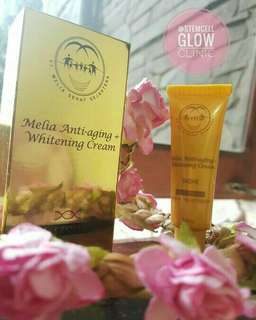 Melia anti aging and whitening cream