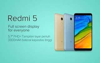 Ready Stock Redmi Series