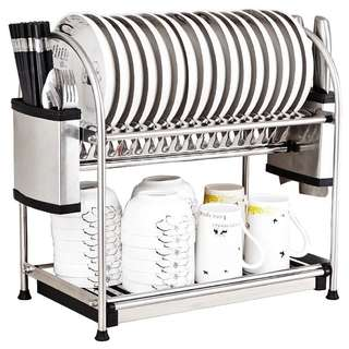 Brand new free delivery SUS304 dish rack