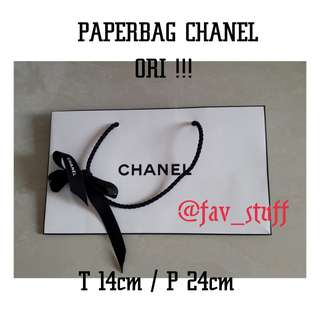 PAPERBAG CHANEL AUTHENTIC