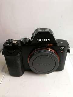 Sony A7R body