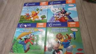 Disney English 英語學習 家庭版