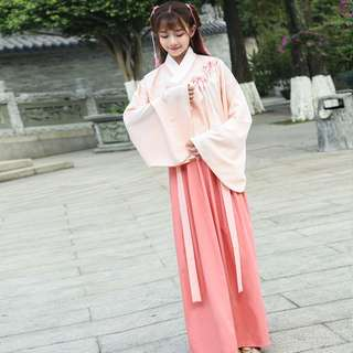 Hanfu/Traditional Chinese costume/汉服/传统服装/古装
