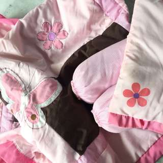 Baby pillow & comforter