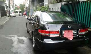 Honda Accord Vtil 2005