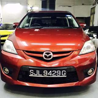 Mazda 5 for Rent/Lease
