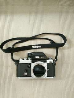 Nikon F2 A Photomic DP 11 Profesional Analog SLR
