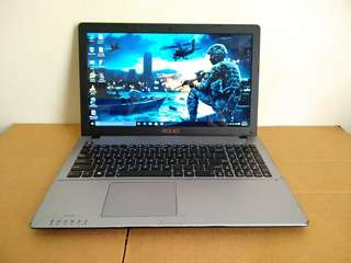 "Cheap Gaming / Editing - 15.6"" ASUS Intel Core i7 Laptop - 4GB Total NVIDIA Graphics - 1TeraByte HDD"