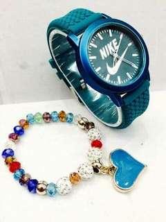 Nike/ bracelet
