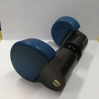 NOS Privacy Handle lock (G/BLUE)