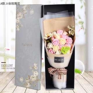 Flower bouquet for girlfriend