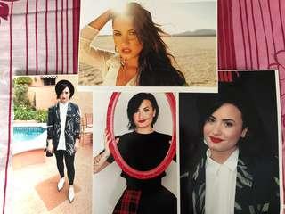 Demi Lovato Photographs