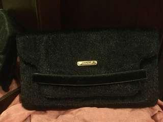 Noche clutch bag