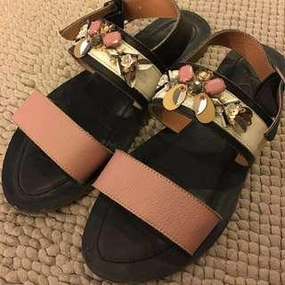 PVRA sandals duvva pink Original